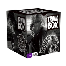 Family games game night Sons Of Anarchy SOA Trivia card games cards gift... - $19.95
