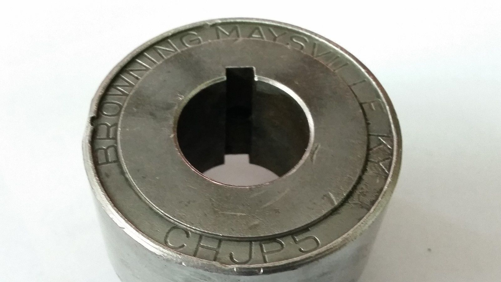 "Primary image for Browning Jaw Coupling CHJP5 1 1/8"" WITH 1/4"" KEY"