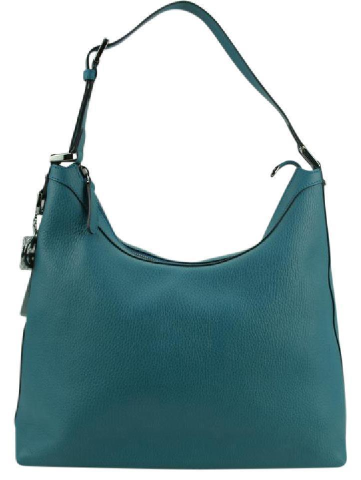 d5ddbbff7d9 New Gucci 339553 Leather Teal Hobo Bag and 50 similar items