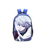 Hunter x Hunter Kid Adult Backpack Schoolbag Bookbag Daypack Blue Bag Ty... - $29.99