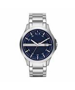 Armani Exchange Men's AX2132 Silver Watch - $102.95