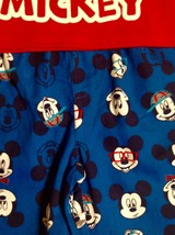 Boys Summer Outfit 12 Month Mickey Mouse T-shirt & Shorts New Disney - $12.82