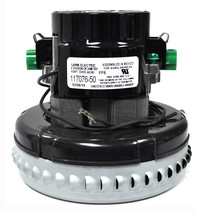 Ametek Lamb 5.7 Inch 1 Stage 120 Volt B/S Peripheral Bypass Motor 117076-50 - $137.66