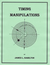 Timing Manipulations - How to CD - Book - - $5.99