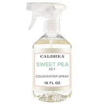 Caldrea Countertop Spray, Sweet Pea, 16 oz