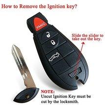 Key Fob Compatible for 2008-2010 Chrysler 300 2008-2012 Dodge Challenger 2008-20 image 4