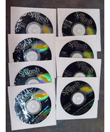 Talk Now Instant Immersion Spanish Language 8 CD Set v2.0 by Topics Ente... - $4.99