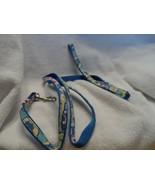 Vera Bradley Dog Leash XS-S in Capri Blue NWT - $13.00