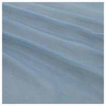 GJERTRUD Sheer curtains, 1 pair, grey-blue image 4
