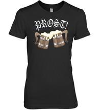 Prost Oktoberfest T Shirt Cool Beer Festival Gift Shirt - $19.99+