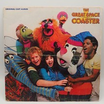 Vintage The Great Space Coaster Kids Record Album Vinyl LP - $19.79