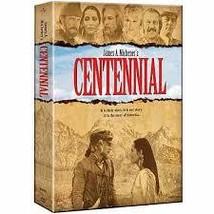 Centennial Complete TV Mini Series 1978-1979 DVD 70s Boxset New R1 USA - $36.95