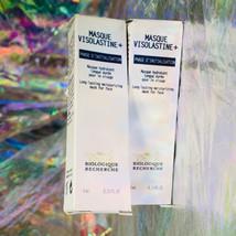 2x NIB Biologique Recherche Masque Visolastine+ Trial Size 10/2021 Authentic 8mL