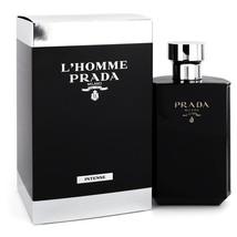 Prada L'Homme Prada Intense 5.1 Oz Eau De Parfum Cologne Spray image 6