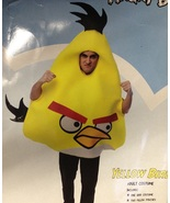 Angry Yellow Bird Costume One Size Fits Most - $29.00