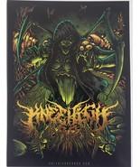 """KneeHigh Horror 4"""" x 3"""" Promo Sticker  - $2.95"""