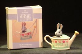 Hallmark Easter Keep Sake Collection Fine Porcelain Ornaments AA-191781Collect image 3