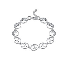 Glamorousky Fashion Simple Capricorn Round Bracelet - $27.98