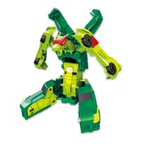 Hello Carbot Tero Prime Unity Series Transformation Action Figure Robot Toy image 1