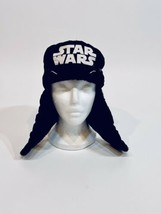 Star Wars Stormtrooper Stocking Beanie Fold And Snap Ear Warming Mask He... - $19.99
