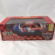 Racing Champions, 1998 NASCAR 50th Anniversary Die Cast Car #59 Kingsford In Box - $13.10