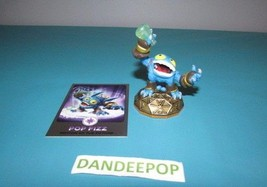 Skylanders Pop Fizz with Card W3123 Figure Series 1 with card Activision... - $7.87