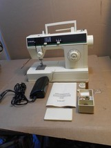 Singer 7011 Sewing Machine W/ Foot Pedal and Accessories ~ - $205.69