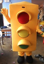 Traffic Light Mascot Costume Adult Traffic Light Costume For Sale - $299.00