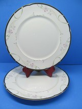 """2 Lenox Debut Collection Constance White Bone China10.75"""" Dinner Plate J... - $21.56"""