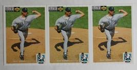 Randy Johnson - HOF - 1994 Upper Deck Collector's Choice 3X - #357 - Fas... - $1.97