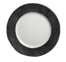 (4) Mikasa Fine China L2116 Granite Design by Bardi Dinner Plates Made I... - $44.09