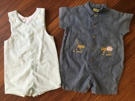 Two Baby Boys Outfits, Size 23 and 24 Mos, DPAM and The Canterbury Colle... - $14.24