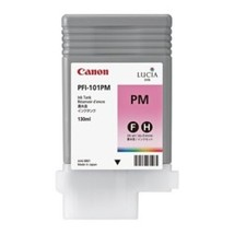 Canon - Image Prograf 5000 5100 6100 6200-PHOTO MAGENTA- 130ML PFI101PM - $45.95