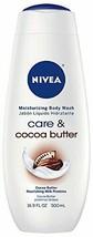 Nivea Cocoa Butter Moisturizing Body Wash 16.9 Fluid Ounce - $14.00