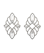 """Regal Candle Wall Sconce Curved Design 23"""" high Set of 2 - $61.00"""