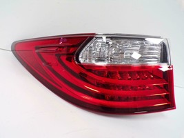 2013 2014 2015 Lexus ES350 ES300h Driver Lh Led Tail Light Oem A27L - $145.50