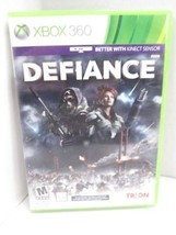 XBOX 360 Defiance game 201 BRAND NEW! SEALED! - $7.92