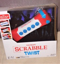 Scrabble Twist ELECTRONIC Handheld Game - $19.96