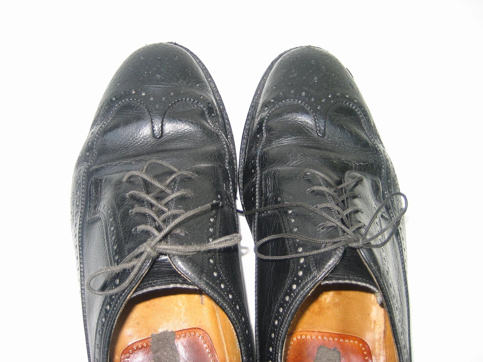 149aeb4fa8475 Germany Vintage Florsheim Imperial Black and 20 similar items