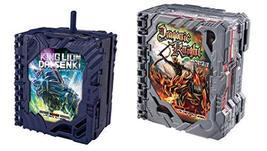 Bandai Kamen Rider Saber DX Dragonic Knight & King Lion War Wonder Ride ... - $85.55