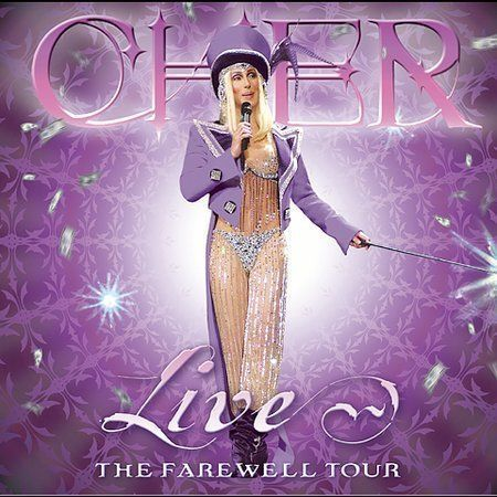 Primary image for Live: The Farewell Tour [Limited] by Cher (Warner Bros.)