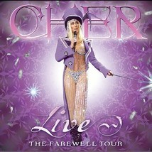 Live: The Farewell Tour [Limited] by Cher (Warner Bros.) - $5.94