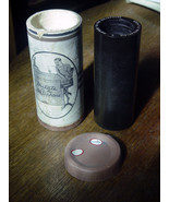 Jack London Dictaphone Recording Cylinder with the voice of Jack London ... - $1,500.00