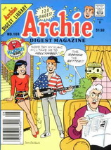 Archie Digest Magazine #108 VF; Archie | save on shipping - details inside - $9.99