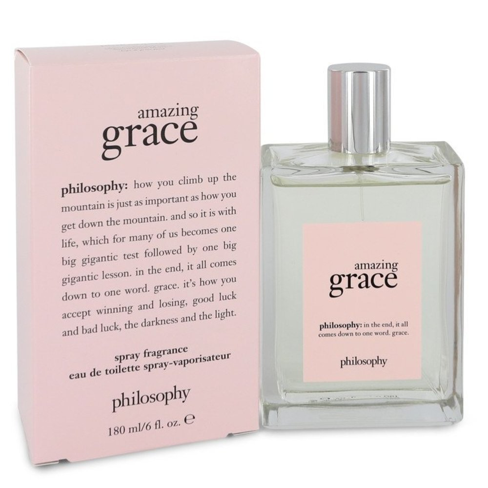 Amazing Grace by Philosophy Eau De Toilette Spray 6 oz for Women #547887