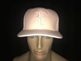 Nike RF Roger Federer Tennis Dri-fit Hat Cap Sunset Tint 868579-658 - $79.20