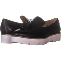Franco Sarto Tammer Slip On Loafer Flats 805, Black, 6.5 US / 36.5 EU - $30.71