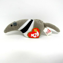 Antsy The Ant Eater McDonalds TY Teenie Beanie Babies Toy Animal 2 Happy Meal - $8.89