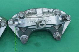 08-15 Infiniti G37 Oem Akebono Big Brake Front Calipers Bbk Ipl Q50 Q60 image 6