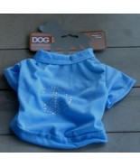 BRAND NEW NEVER USED Paws-n-Claws Studded Knit Shirt for Dogs, Size Small - $5.93
